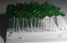 Giancarlo Mazzanti, permanente en Pompidou