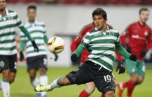 Fredy Montero brilla con el Sporting de Lisboa en Moscú