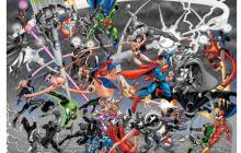 La batalla de los superhéroes presenta su avanzada para el 2016