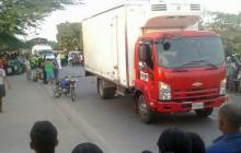 Muere mujer en accidente de moto en Palmar de Varela