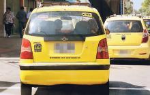 La odisea de coger taxi en diciembre