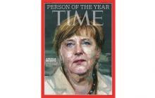 Angela Merkel, elegida Persona del Año por la revista Time