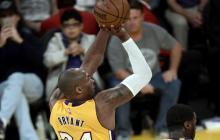 Kobe Bryant arrasa en votación para el Juego de Estrellas