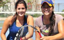 Dos tenistas atlanticenses en el equipo de la Copa Federaciones