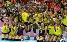 Cartagena buscará la sede del repechaje Preolímpico de voleibol