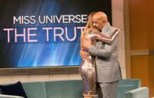 Steve Harvey se disculpó personalmente con Ariadna Gutiérrez tras el error de Miss Universo