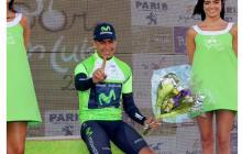 Dayer Quintana, hermano de Nairo, brilla en el Tour de San Luis