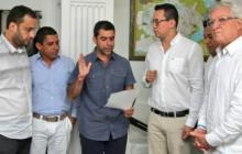 Jaime Berdugo, nuevo director del Área Metropolitana de Barranquilla