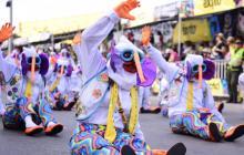 Fantasía y creatividad en la Gran Parada de Comparsas, toda una fiesta