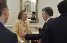 Polo Democrático dice que apoya la paz, pero que seguirá en la oposición a Santos