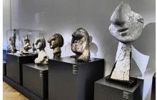 Esculturas de Picasso, expuestas en París