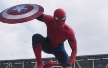 Spiderman aparece en el nuevo tráiler de 'Capitán América: Civil War'