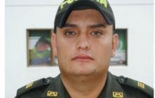 Ányelo Palacios rinde declaraciones ante el Gaula