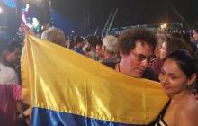 Delegación de las Farc asiste a concierto de los Rolling Stones en La Habana y genera polémica en Colombia