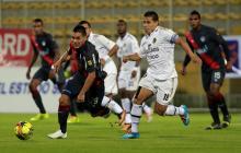 Fortaleza-Junior se jugará el domingo 3 de abril, a las 12 del mediodía