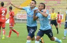 Feliz y dulce almuerzo: Junior venció 2-1 a Fortaleza y sigue líder