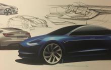 Nuevo modelo de Tesla, que saldrá a la venta en 2017, reúne 276.000 pedidos