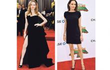 Angelina Jolie sorprende al mundo con su figura anoréxica