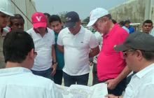 Avanzan obras de CDI en Soledad, Galapa y Malambo