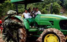 Campesinos se anticiparon 30 años a un acuerdo de paz
