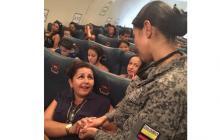 Colombia repatria a otros 149 afectados por terremoto de Ecuador