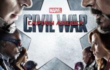 Iron Man y Capitán América se enfrentan en Civil War