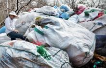 Denuncian quema de plástico en predio conexo a Vía al Mar