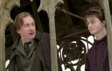 Remus Lupin era uno de los mejores amigos del padre de Harry, James Potter.