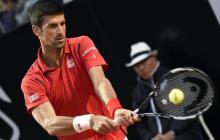 Novak Djokovic remonta a Nishikori y jugará la gran final de Roma con Murray