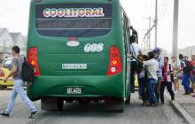 Analtra propone sacar buses del Corredor Portuario