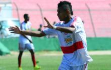 4 goles convirtió Rony Toledo en el torneo nacional prejuvenil, que finalizó el lunes en Barranquilla.
