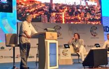 Rafael De la Cruz, director de Estrategia del BID, durante su intervención.