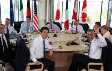 """El G7 aboga por afrontar un """"reto global"""" con una """"respuesta global"""""""
