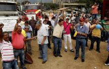 Gobierno convoca mesa de diálogos  por paro agrario