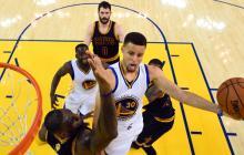 """""""Sería una trampa pensar que ya ganamos el título"""": Curry"""
