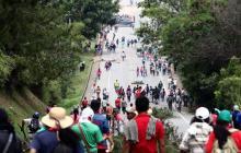 Indígenas afirman que no hay compromiso de despejar vías