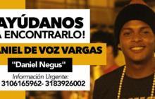 Familiares de rapero desaparecido ofrecen $2 millones a quien ayude a establecer su paradero