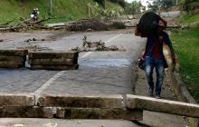 Gobierno y comunidades indígenas acuerdan desbloquear vía Panamericana
