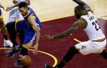 Curry y los Warriors, a un juego del título