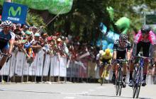 Juan Molano se hace con la cuarta etapa de la Vuelta