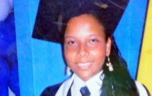 La bala perdida que en 2014 mató a Diribeth fue disparada por un policía