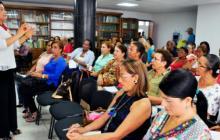 Promueven el programa beps entre la red de mujeres
