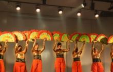 Grupo de coreografía.