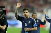 Messi juega su tercera final en Copa América