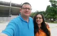 """""""El primer beso con mi esposa fue en el Humberto Perea"""": Alfredo Sabbagh"""