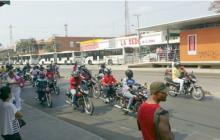 Distrito prorroga por seis meses el decreto para motociclistas