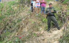 Asesinan de varios tiros a un hombre en El Bosque