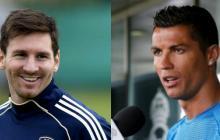 Cristiano y Messi, entre las diez celebridades que más ganan, según Forbes