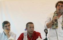 """Pastor Alape calificó las declaraciones del Procurador como """"pataletas"""""""