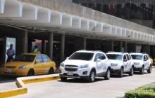 Taxistas se quejan por nueva competencia en el Cortissoz